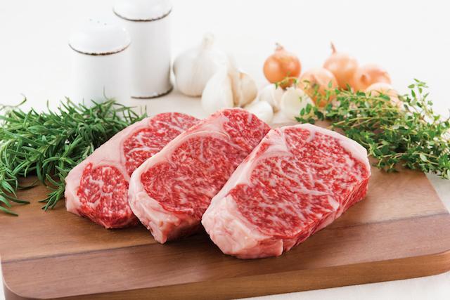 牛肉のセット