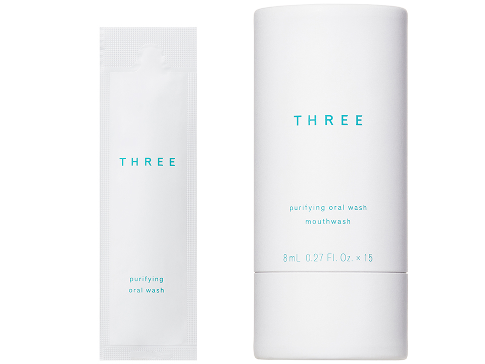 THREE ピュリファイングオーラルウォッシュ〈洗口液〉