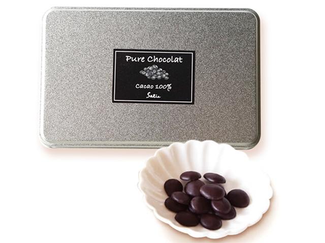 サティのピュアチョコレート