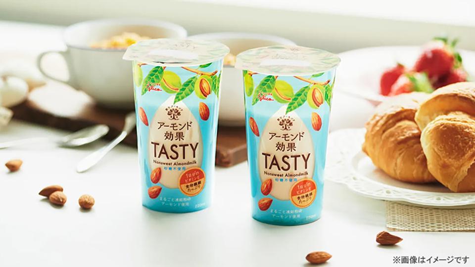 アーモンド効果TASTY ノンスイートアーモンドミルク 砂糖不使用