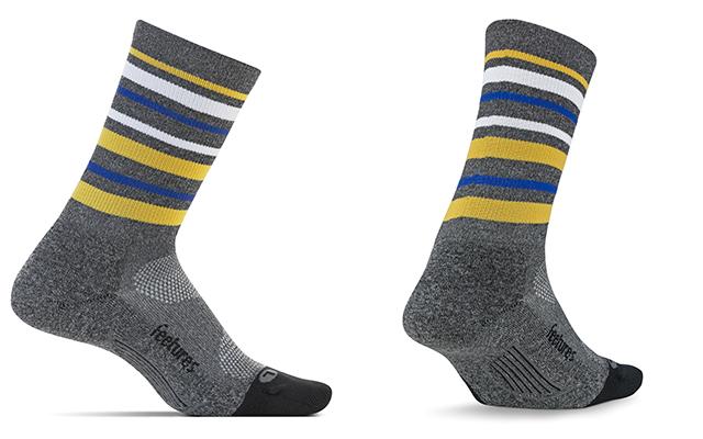 Feeturesの靴下