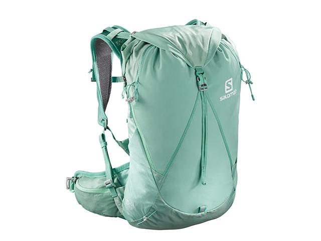 サロモンのランニングバッグ