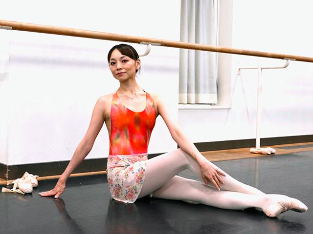 バレエダンサー上野水香さん