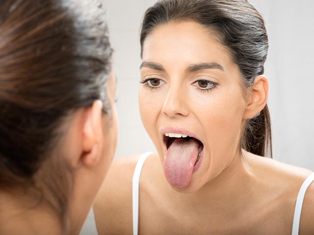 舌のトレーニング