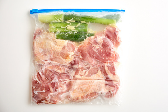 ロース 下味 冷凍 豚