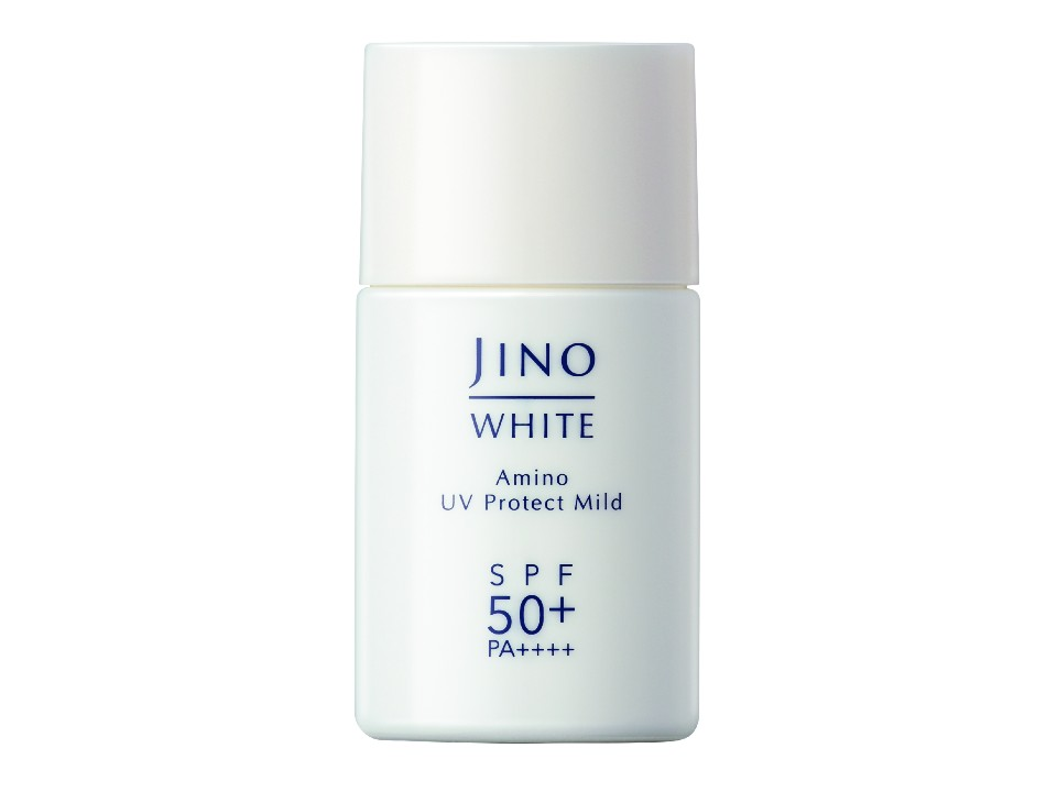 ジーノ ホワイト アミノUVプロテクト マイルド 40mL 2,970円(税込) /味の素ダイレクト お客様係ジーノセンター SPF50+・PA++++