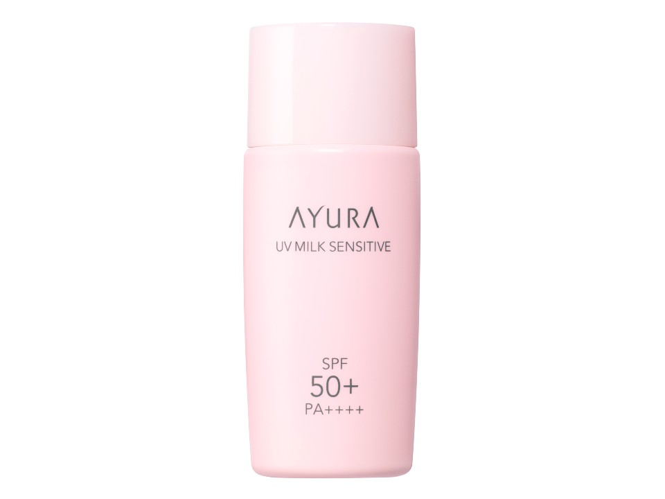 UVミルク センシティブ [医薬部外品] 50mL 3,080円(税込)/アユーラ SPF50+・PA++++