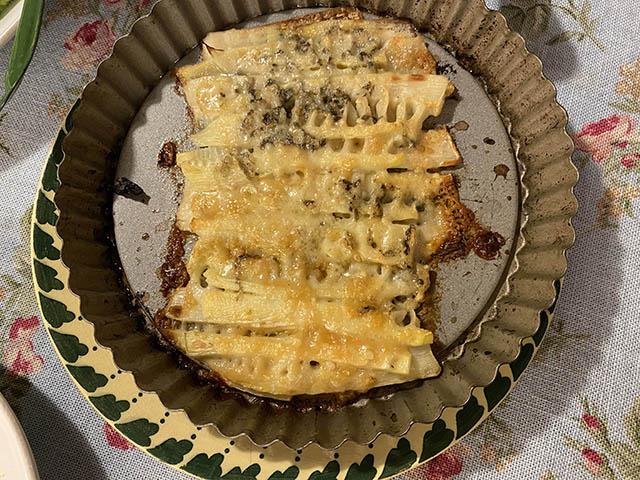 たけのこチーズ