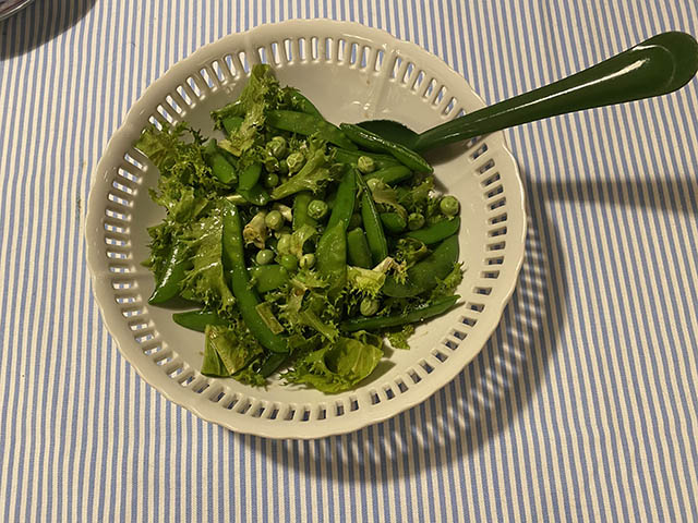 豆豆サラダ