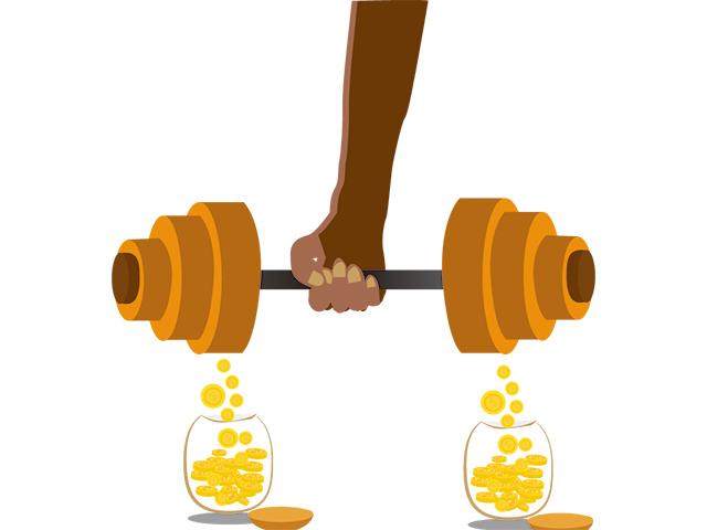 筋肉貯金できる