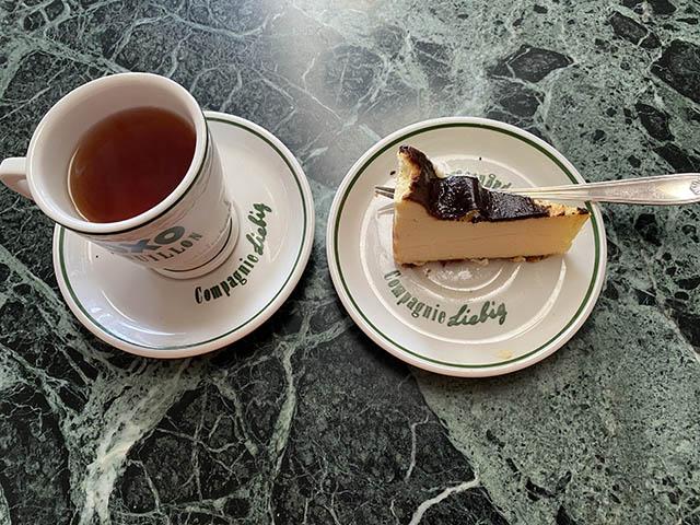 ケーキ・ティー
