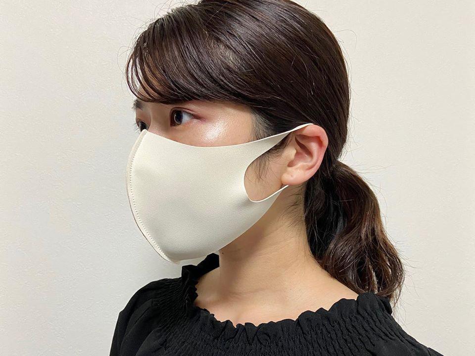 amy 耳が痛くなりにくい さらっと立体ストレッチマスク