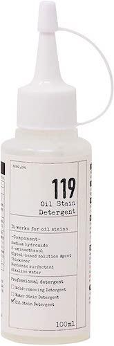 油汚れ落としジェル119