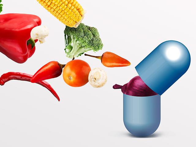 サプリメントに含まれる栄養
