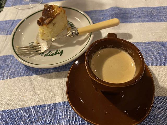 バスチーとカフェ