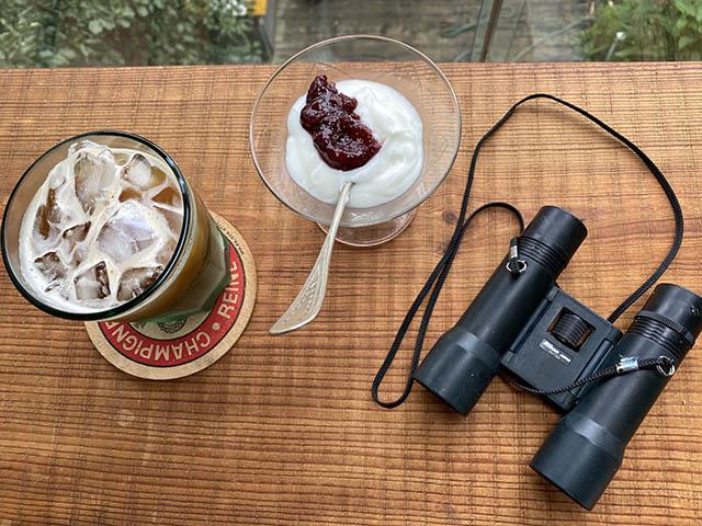 cafe&ヨーグルト