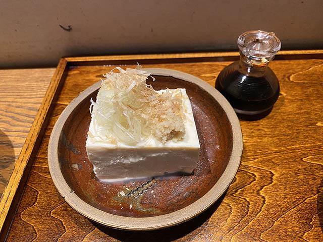プープー豆腐