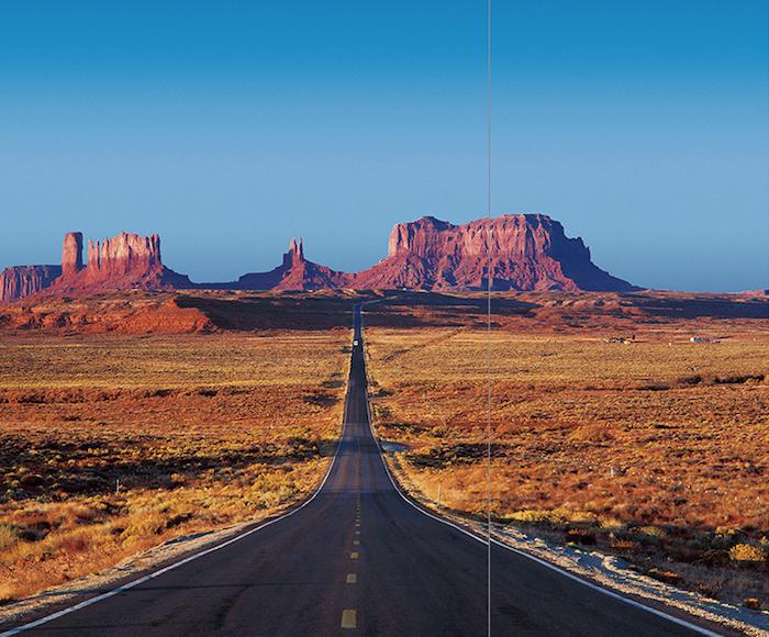 『人生一度は行ってみたい絶景道』を読むと、旅に出たくなるんだ