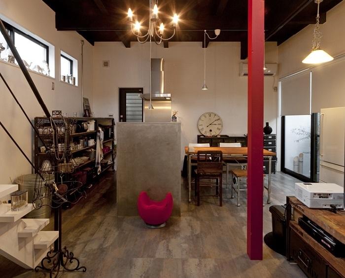 デザインまるっと一新して実家を変身させちゃおう #かしこい都会の家