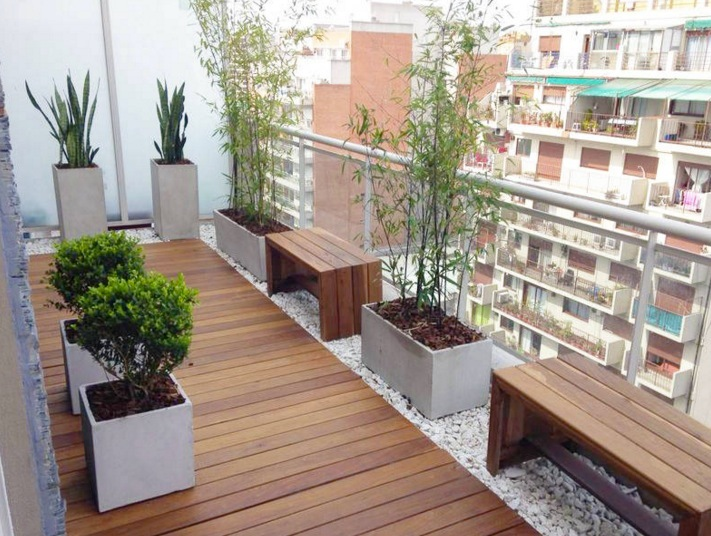 Roomie for Reformar terraza ideas