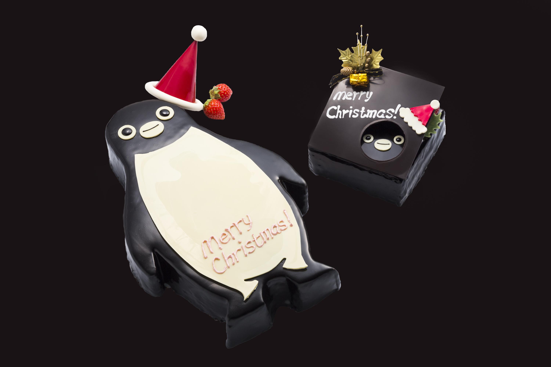 Suicaのペンギンパーティーケーキ&Suicaのペンギンクリスマスケーキ