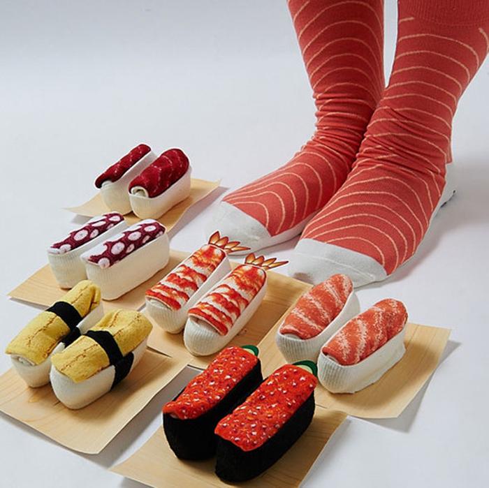 sushi-socks