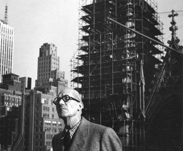 Le Corbusier In Manhattan
