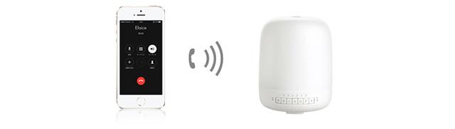 emoi Smart Aroma Diffuser Lamp Speaker7