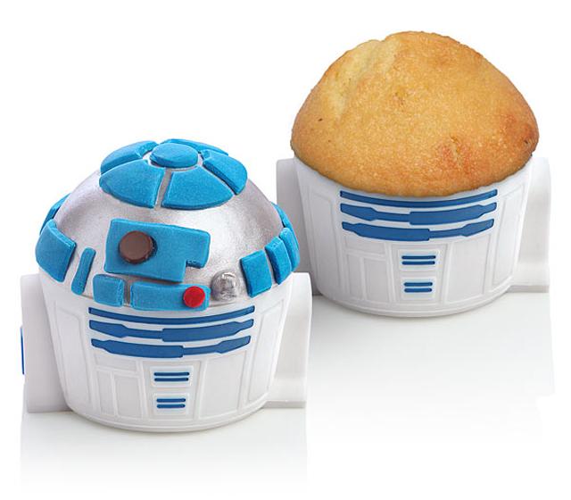 R2-D2カップケーキ・パン