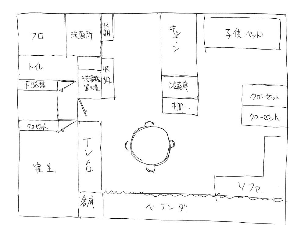 団地リノベ2