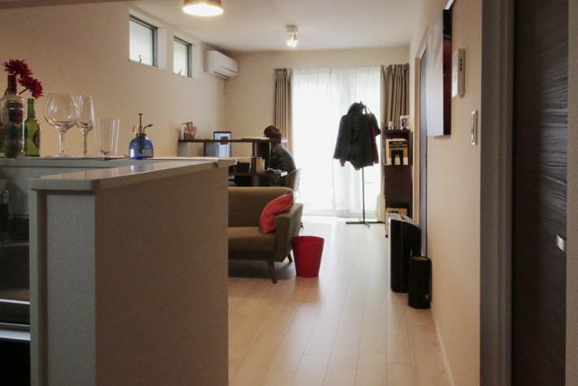 桜新町のマンション1