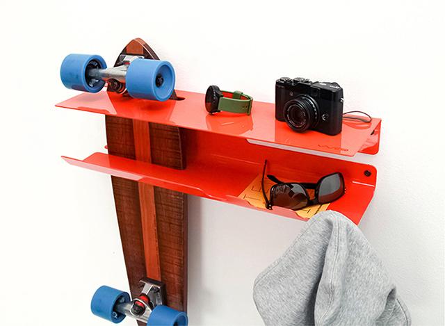1スケートボード収納2