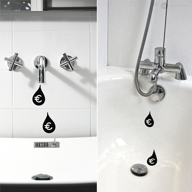 電気のスイッチを消してエコできるエコリマインダー水の無駄使い1