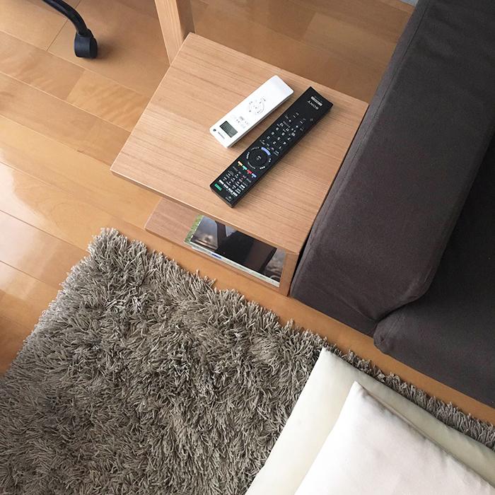 無印良品コの字の家具2