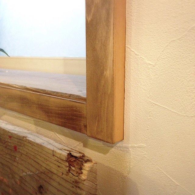 木製窓枠_DIY_3