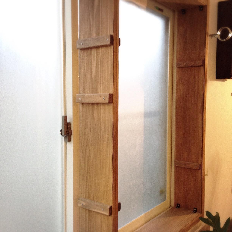 木製窓枠_DIY_4