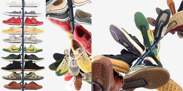 Going Furniture_折りたたみ式_家具_アウトドア_キャンプ_スニーカー靴収納賃貸_11