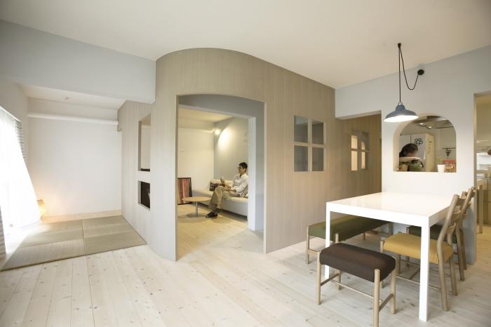 東京都多摩市のマンションを自然を感じられるナチュラルで素敵にリノベーション_10