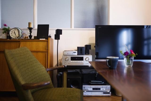 東京都中央区のマンションを家族3人が暮らすニューヨークのホテルのようにおしゃれにリノベーション_4