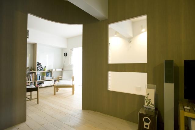 東京都多摩市のマンションを自然を感じられるナチュラルで素敵にリノベーション_4