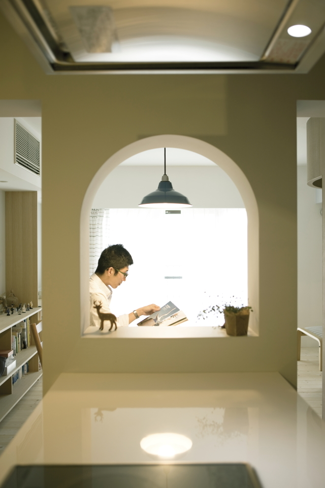 東京都多摩市のマンションを自然を感じられるナチュラルで素敵にリノベーション_5