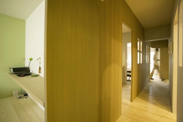 東京都多摩市のマンションを自然を感じられるナチュラルで素敵にリノベーション_7
