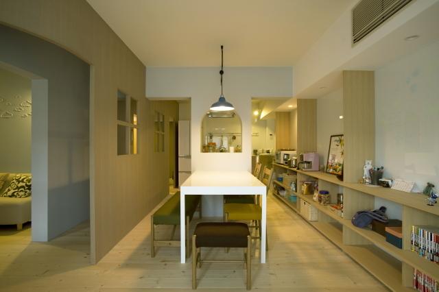 東京都多摩市のマンションを自然を感じられるナチュラルで素敵にリノベーション_6
