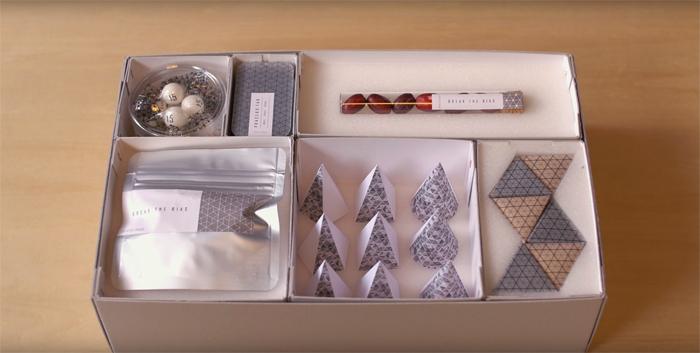 富士通デザインによる奥さんや家族会議を円滑にするお菓子CREATIVE SNACK_1