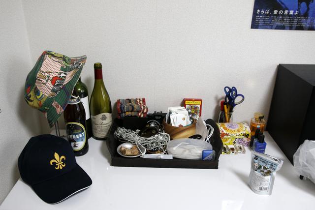 レコードとDJとウーパールーパーを愛して渋谷で暮らす部屋の収納2