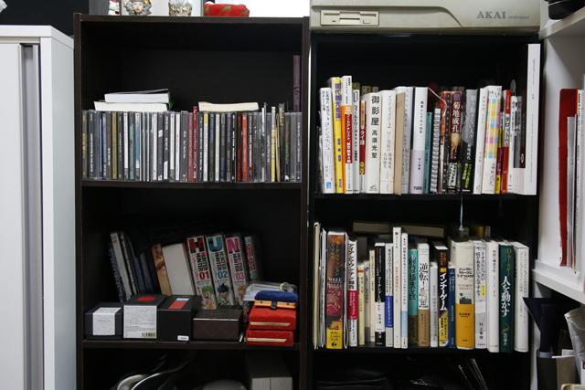 レコードとDJとウーパールーパーを愛して渋谷で暮らす部屋_2