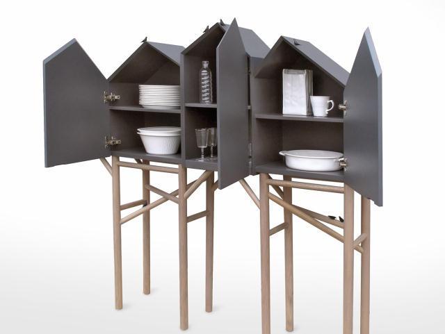 イタリア生まれのMarcantonio Raimondi Malerbaさんがつくった鶏小屋のような棚_2