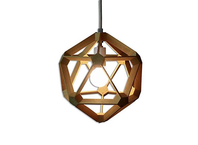 多面体が魅力的な部屋を神秘的な雰囲気にするライトフレイムス 木絆_2