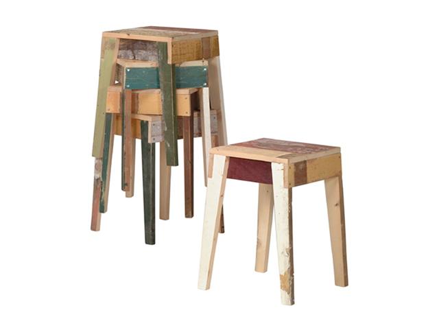オランダのデザイナーPiet Hein Eekピート・ヘイン・イークによる廃材を利用してリサイクルやサスティナブルを意識した家具_3