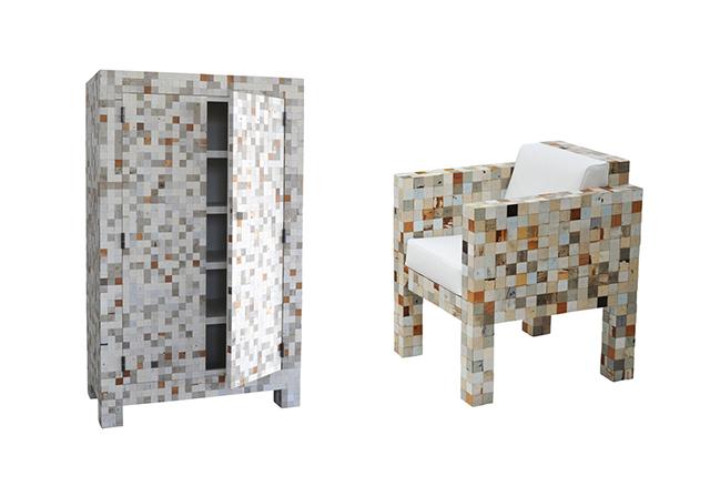 オランダのデザイナーPiet Hein Eekピート・ヘイン・イークによる廃材を利用してリサイクルやサスティナブルを意識した家具_4